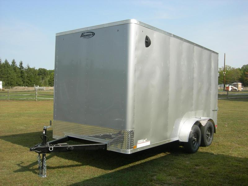 2021 Formula Trailers FSCAA7x14TE2 Enclosed Cargo Trailer
