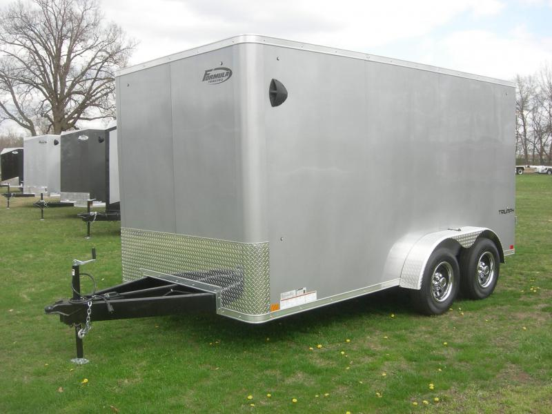 2022 Formula Trailers FSCDA7x14TE3 Enclosed Cargo Trailer