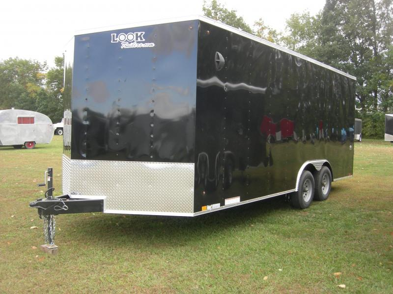 2021 Look Trailers LSAAB8.5x20TE3 Car / Racing Trailer