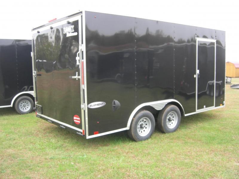 2021 Look Trailers LSABC8.5x16TE2 Enclosed Cargo Trailer