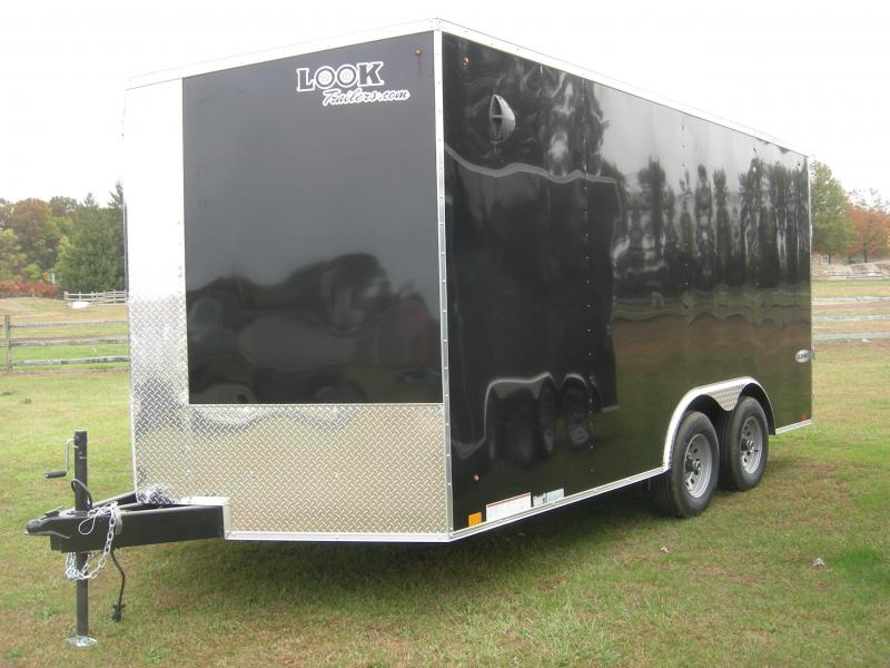 2021 Look Trailers LSABC8.5x16TE2 Enclosed Cargo Trailer