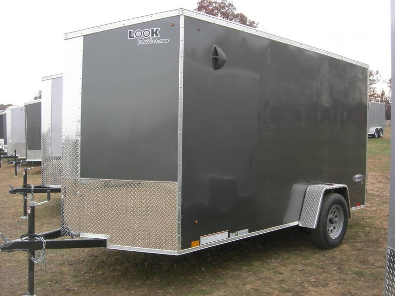 2021 Look Trailers LSCB6x12SI Enclosed Cargo Trailer