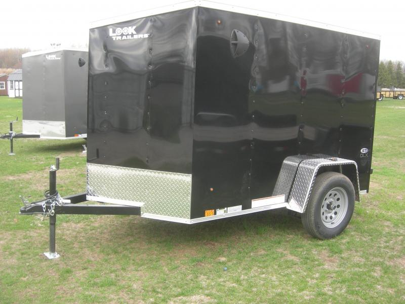 2022 Look Trailers LSCAB5x8 Enclosed Cargo Trailer