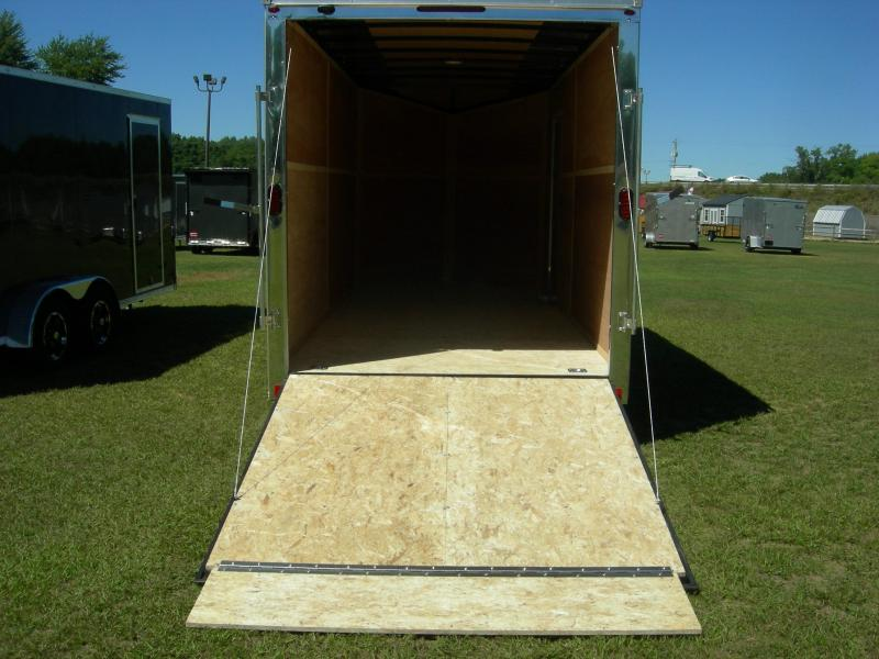2021 Interstate 1 Trailers SFC7x16TA2 Enclosed Cargo Trailer
