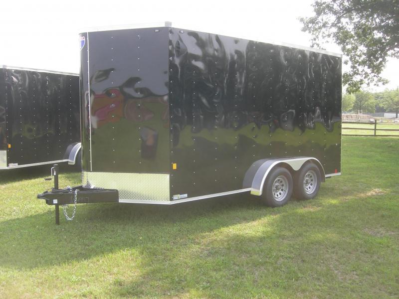 2021 Interstate 1 Trailers SFC7x14TA2 Enclosed Cargo Trailer
