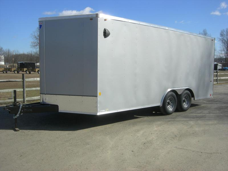 2021 Interstate 1 Trailers SFC8x18TA3 Enclosed Cargo Trailer
