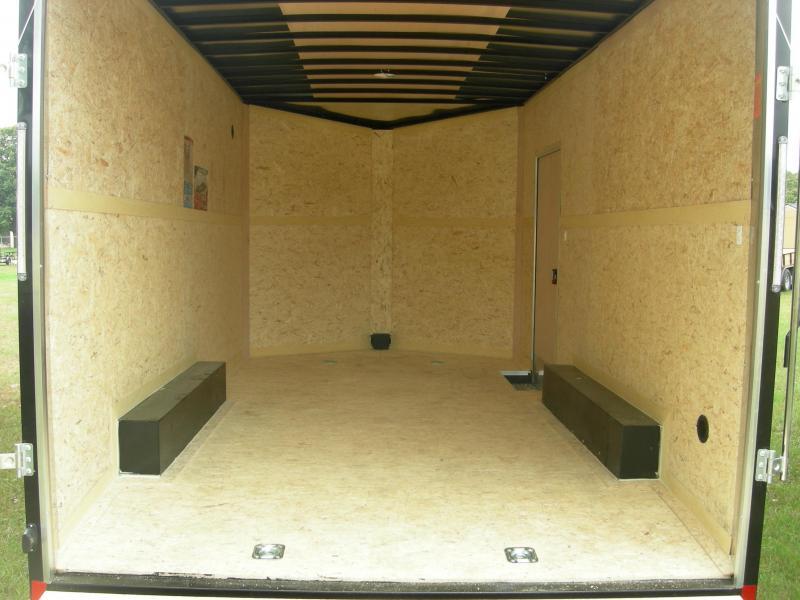 2022 Look Trailers LSABC8.5x16TE2 Enclosed Cargo Trailer