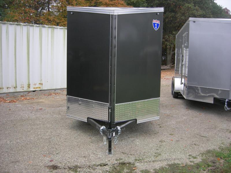 2021 Interstate 1 Trailers SFC6x12SI Enclosed Cargo Trailer