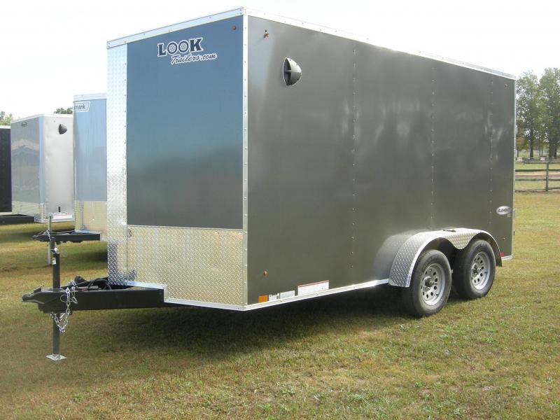 2021 Look Trailers LSCBC7x14TE2 Enclosed Cargo Trailer