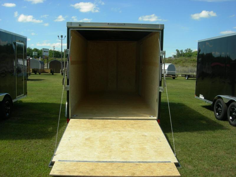 2021 Haulmark TSV7x16TE2 Enclosed Cargo Trailer