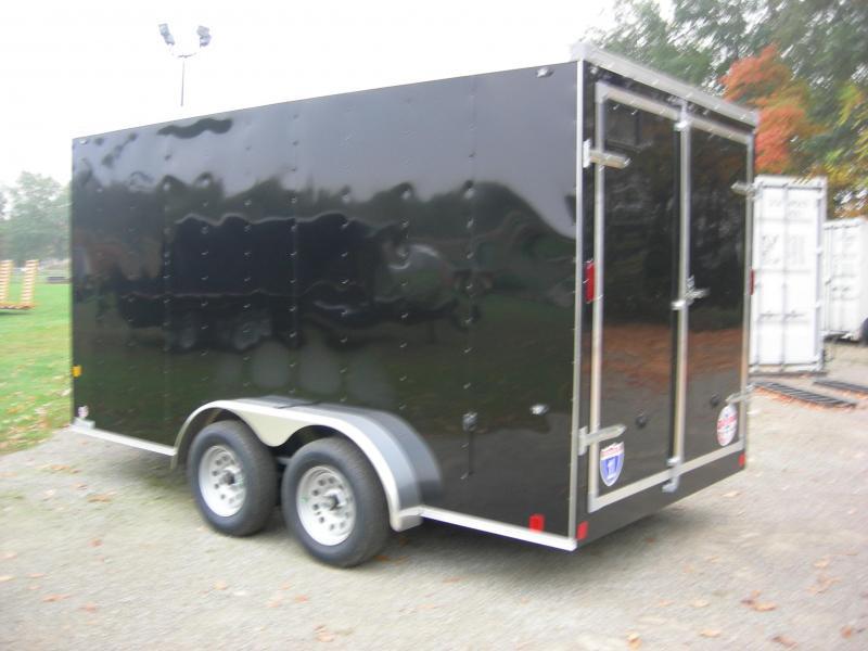 2022 Interstate 1 Trailers SFC7x14TA2 Enclosed Cargo Trailer
