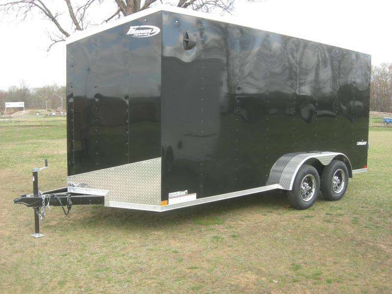 2022 Formula Trailers FSCBA7x16TE2 Enclosed Cargo Trailer