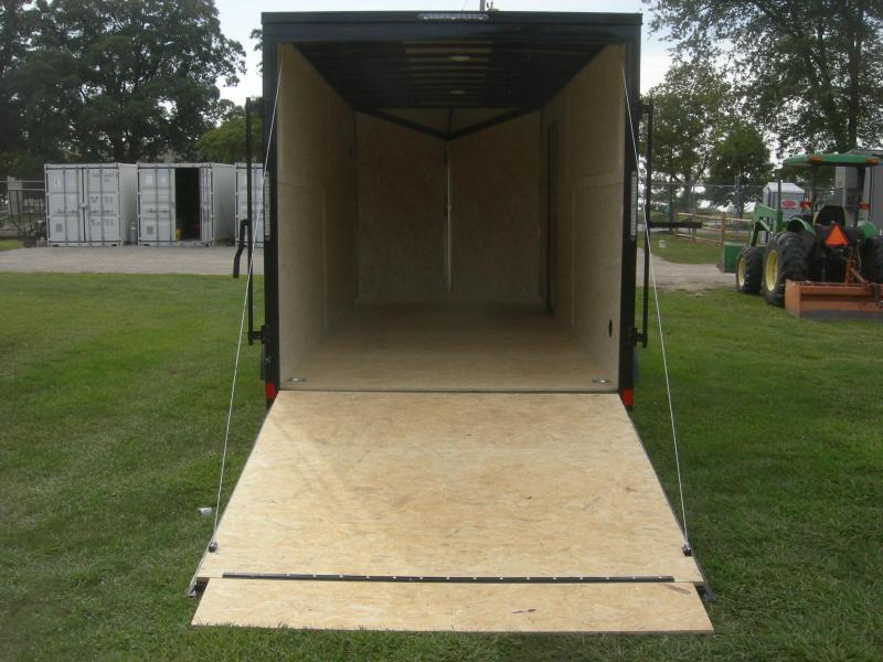 2022 Formula Trailers FSCBC7x16TE2 Enclosed Cargo Trailer