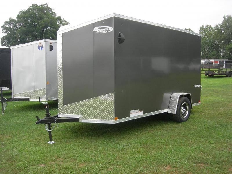 2021 Formula Trailers FSCDA6x12SI2 Enclosed Cargo Trailer