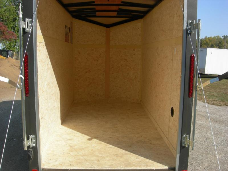 2021 Look Trailers LSCAB5x10SI Enclosed Cargo Trailer