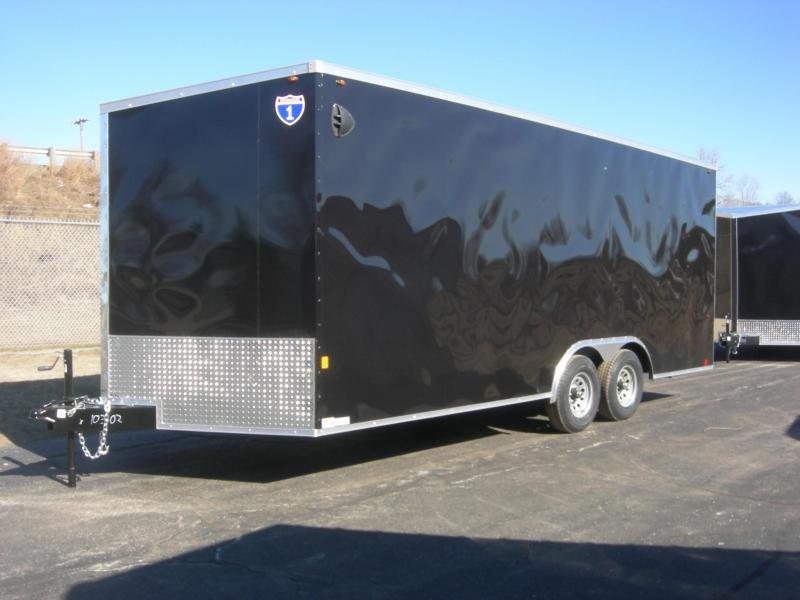 2021 Interstate 1 Trailers IFC8x20TA3 Car / Racing Trailer