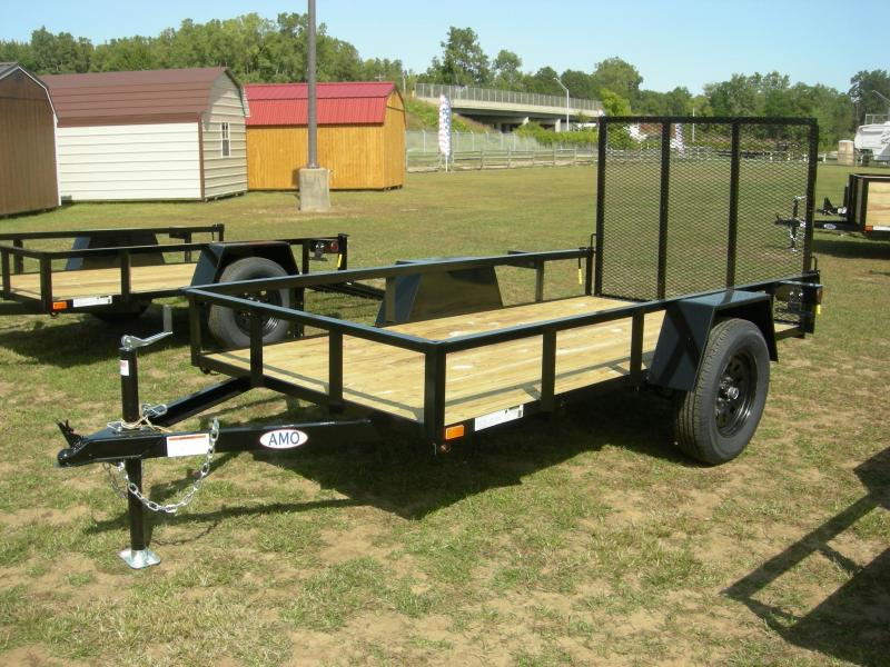 2021 American Manufacturing Operations (AMO) US 5x10LS Utility Trailer