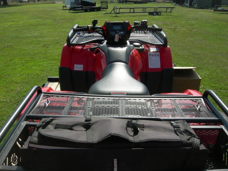 2016 Honda TRX500FM1 4x4 ATV