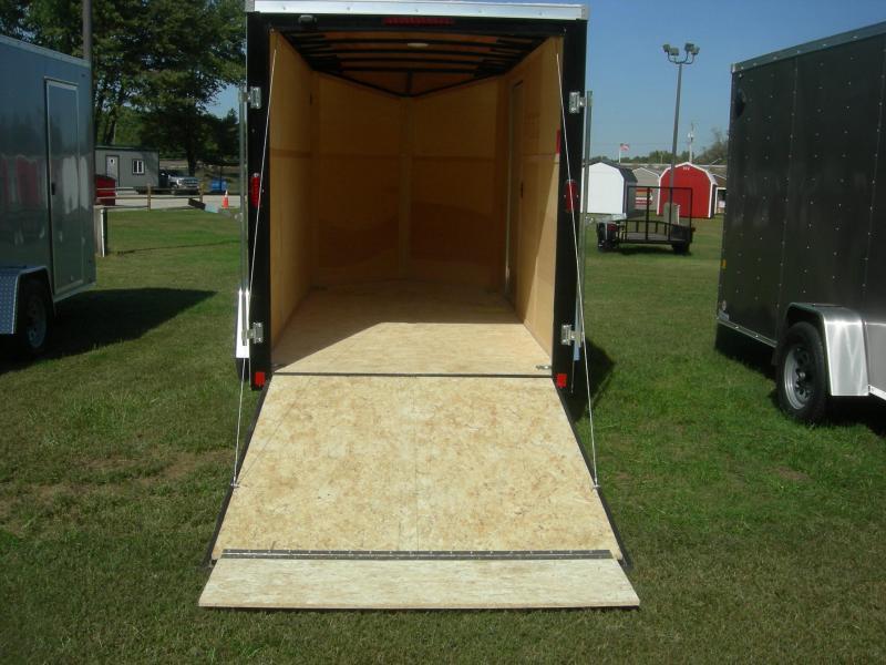 2022 Interstate 1 Trailers SFC6x12SI Enclosed Cargo Trailer