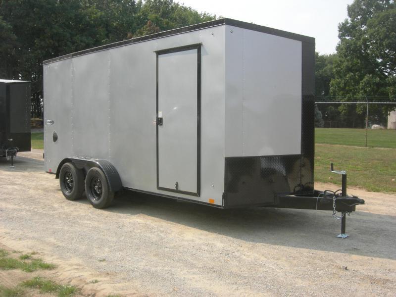 2022 Look Trailers LSCBB7x16TE2 Enclosed Cargo Trailer