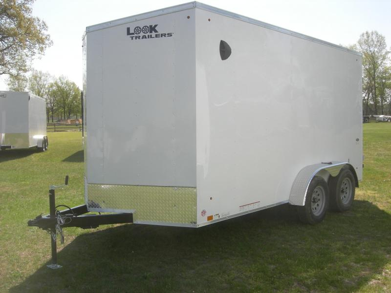 2022 Look Trailers LSCAB7x14TE2 Enclosed Cargo Trailer