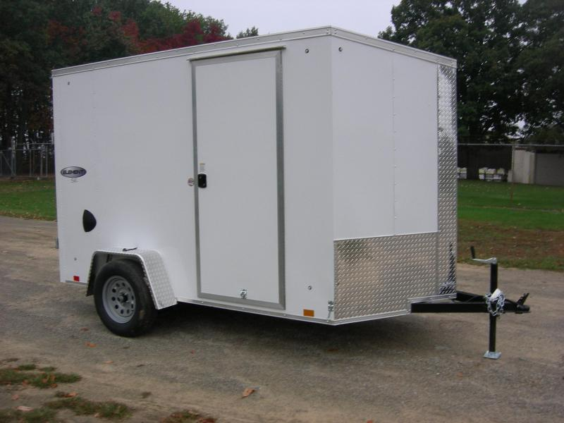 2022 Look Trailers LSCBC6x10SI Enclosed Cargo Trailer