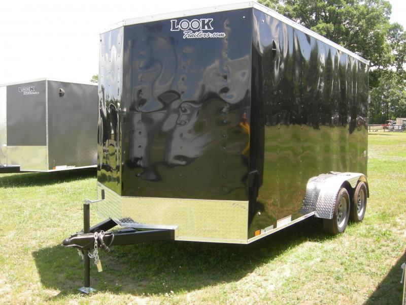 2021 Look Trailers LSCAB7x14TE2 Enclosed Cargo Trailer