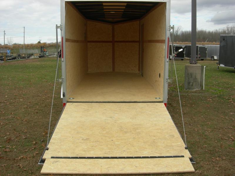 2021 Look Trailers LSCBC7x16TE2 Enclosed Cargo Trailer