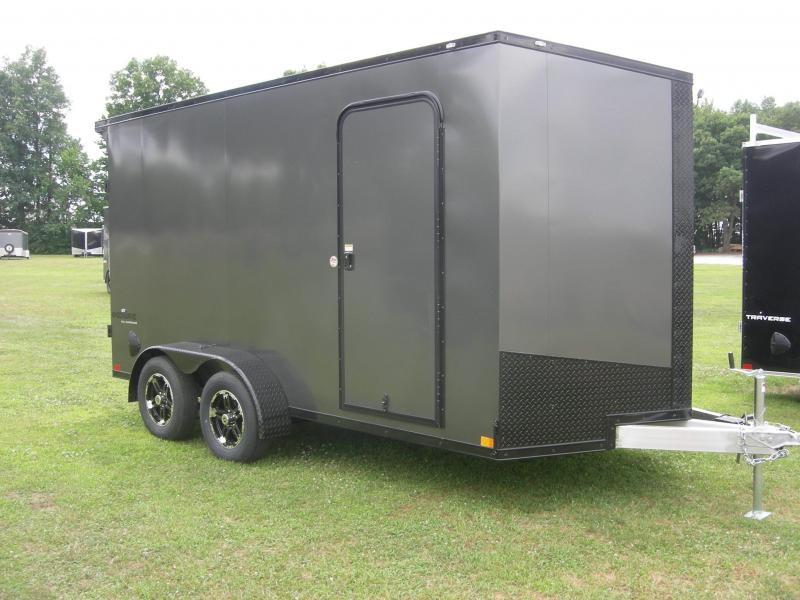 2021 Impact Trailers IACFB7x14TE2 Enclosed Cargo Trailer