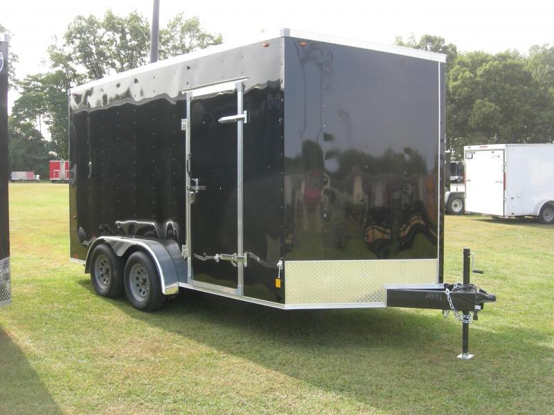 2021 Interstate 1 Trailers SFC7x14TE2 Enclosed Cargo Trailer
