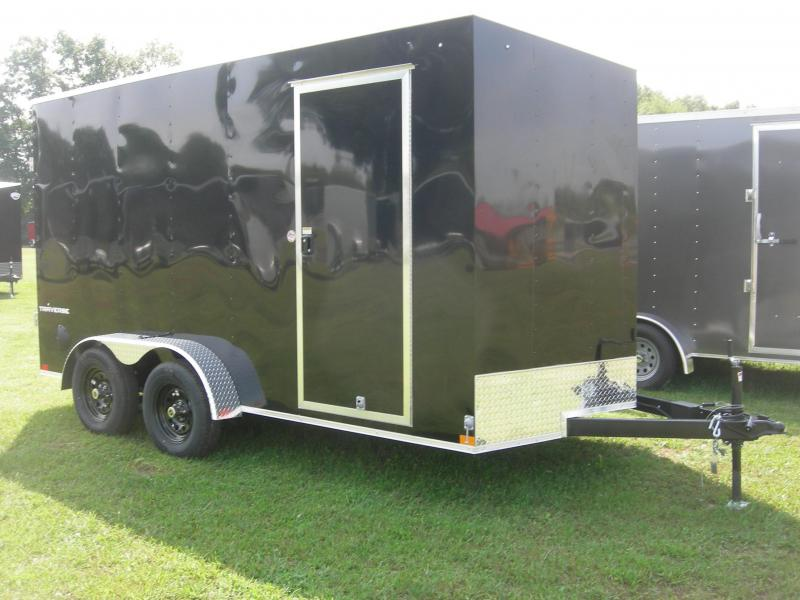 2021 Formula Trailers FSCAA7x14 Enclosed Cargo Trailer