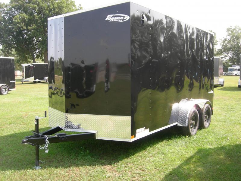 2021 Formula Trailers FSCAA7x14 Enclosed Cargo Trailer