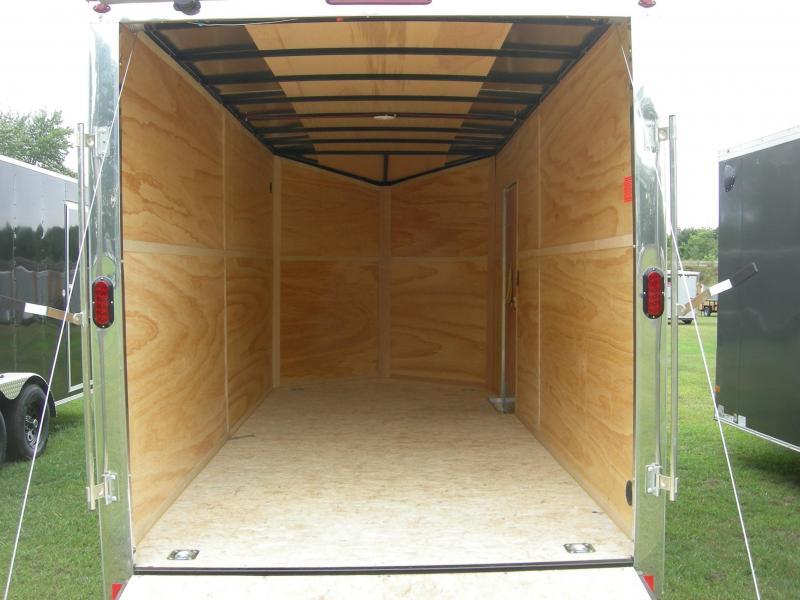 2021 Interstate 1 Trailers SFC7x16TA2 Enclosed Cargo Trailer