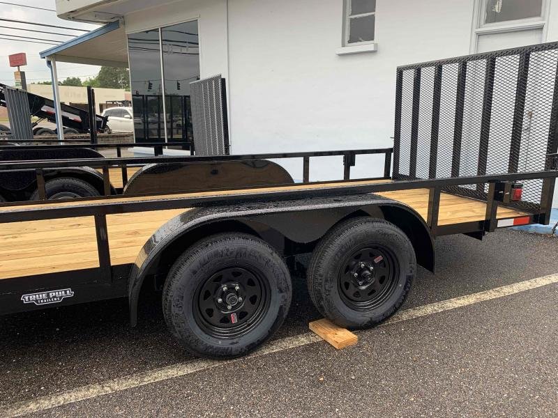 2021 Other 6.5x16 Tandem Axle Utility Trailer