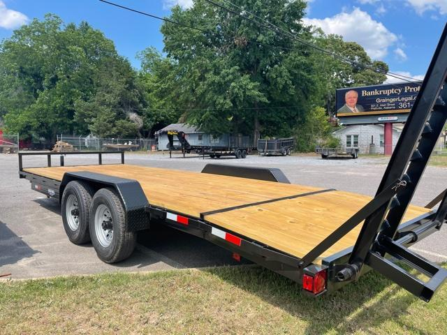 """2021 Outback Trailers 82""""x22' 14k Equipment Trailer"""