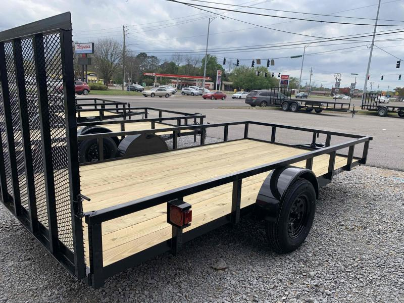 2021 Other 7x14 Singl Axle Utility Trailer