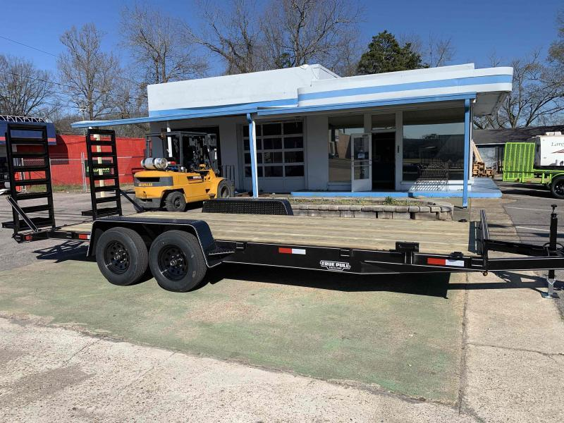 2021 Other 7X20 Equipment Trailer