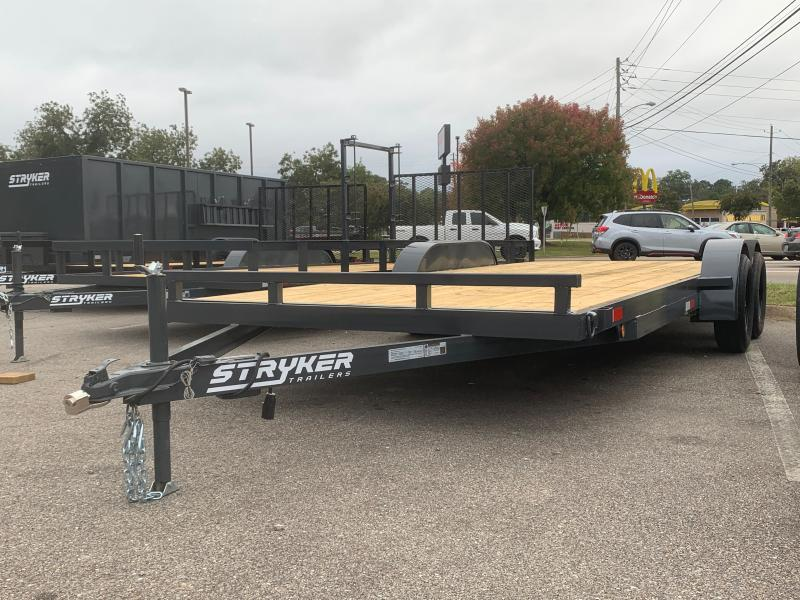 2021 Stryker Trailers 7x20 Car / Racing Trailer