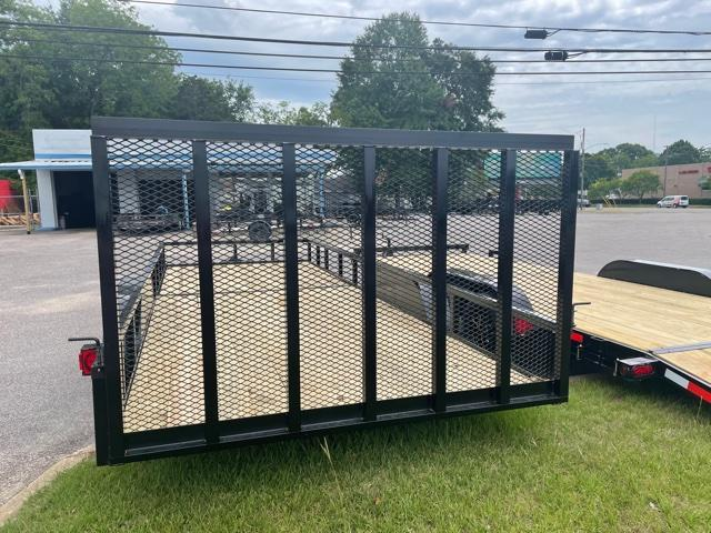 """2021 Other 82""""x20' Tandem Axle Utility Trailer"""