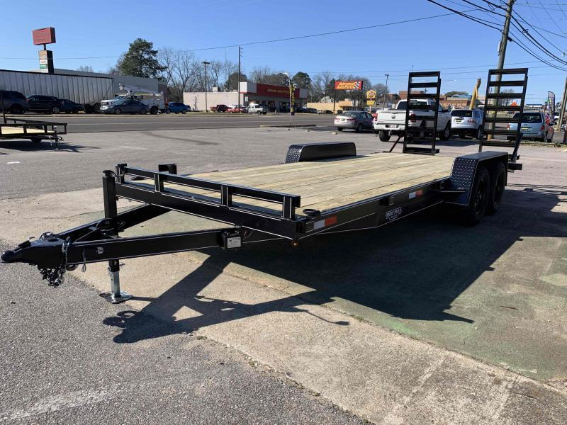 """2021 Other 82""""x20' Equipment Trailer"""