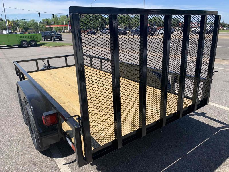 2021 Other 6.5x14 Tandem Utility Trailer