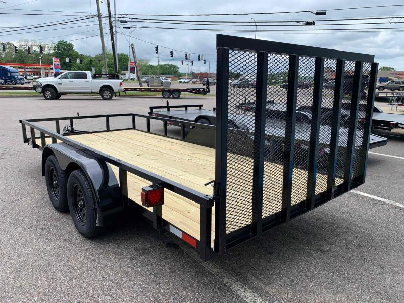 2021 Other 7X16 Tandem Axle Utility Trailer