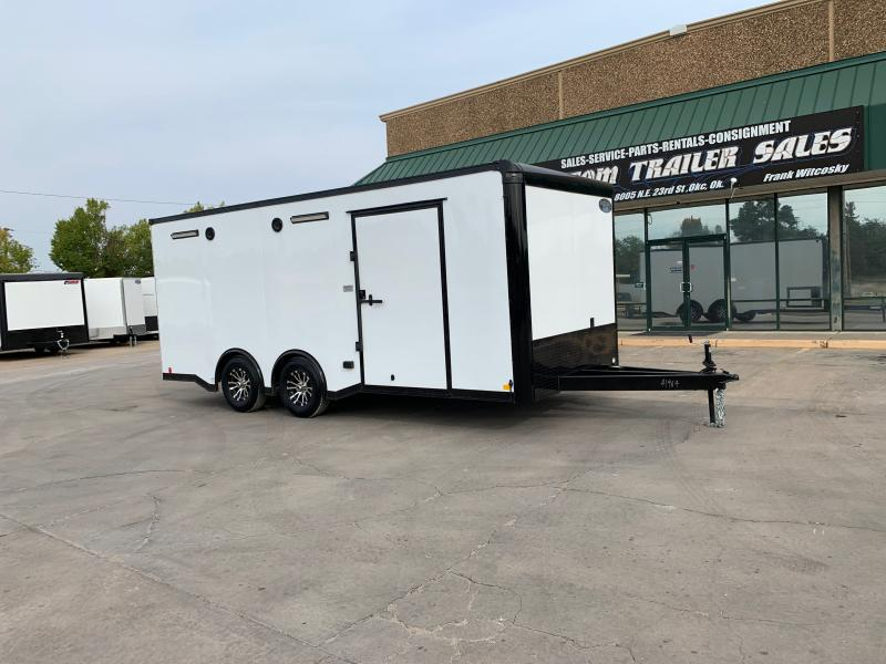 2022 Forest River 8.5 X 20 TANDEM AXLE ENCLOSED