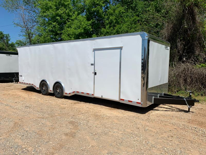 2021 Look Trailers 28' X 8.5' TANDEM AXLE ENCLOSED