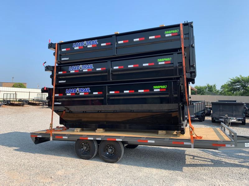 2021 Load Trail 14 X 83 DROP-N-GO ROLL OFF DUMP BOX