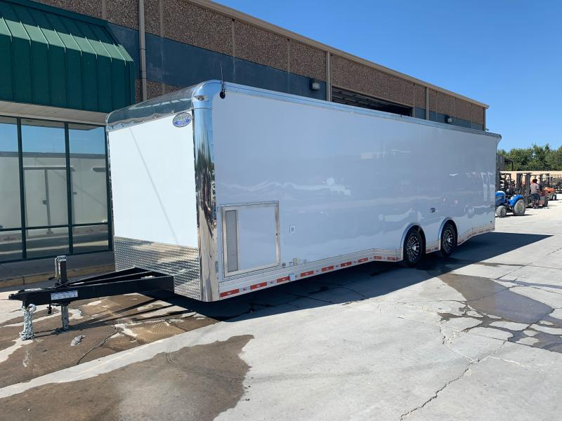 2022 Forest River 8.5 X 30 TANDEM AXLE ENCLOSED