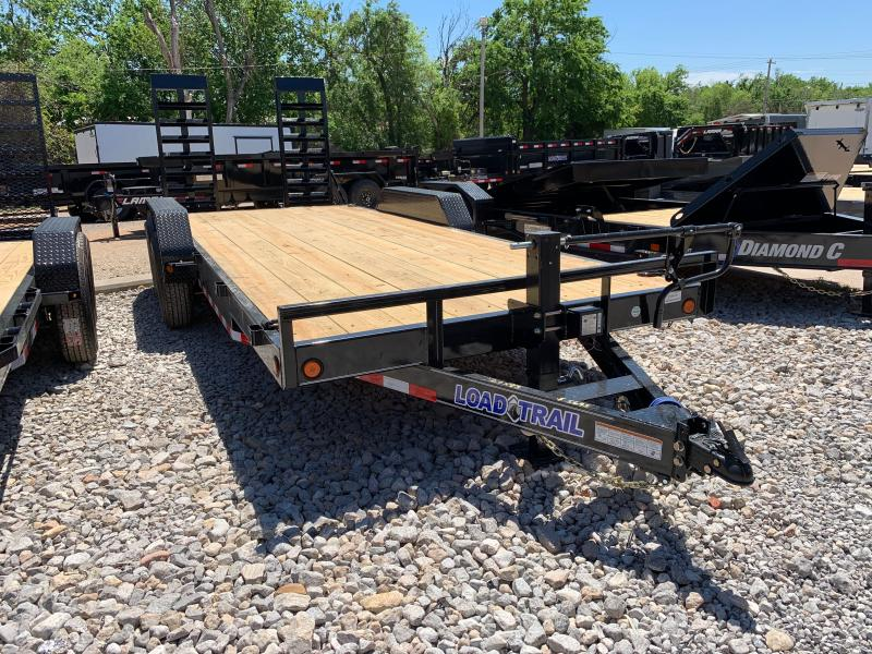 "2021 Load Trail CH 20' X 83"" WOOD FLOOR CAR HAULER"