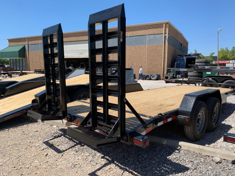 "2021 Load Trail CH 20' X 83"" WOOD FLOOR CAR HAULER"