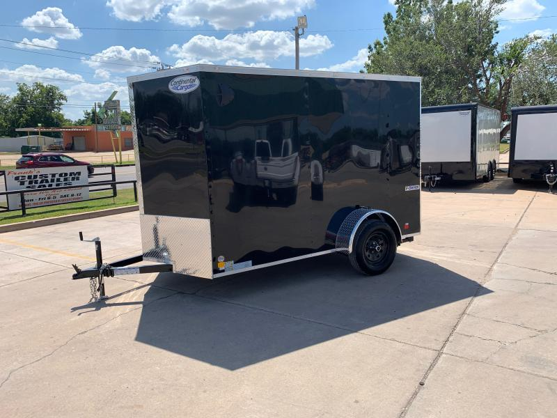 2022 Forest River 6 X 10 SINGLE AXLE ENCLOSED TRAILER