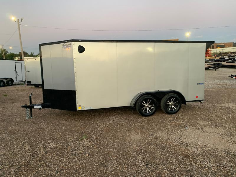 2022 Forest River 7 X 14 TANDEM AXLE ENCLOSED